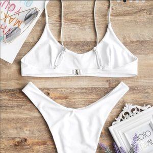 Swim - White bikini